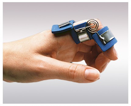 Finger Splint for PIP joint bending
