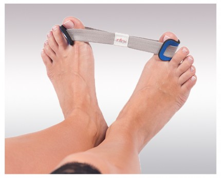 Toe stretcher