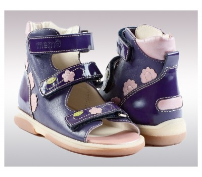 Orthopedic high top sandals (for girls)