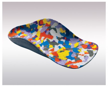 Orthopedic insoles for children