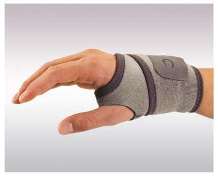 Wrist splint over the finger Protect Active