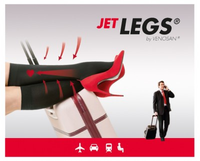 Travel compression socks JET LEGS