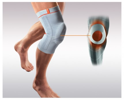 Knee splint for sports GENU HIT