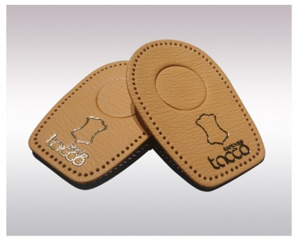Leather heel pads RELAX